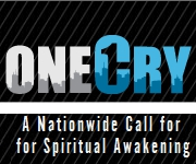 One Cry banner