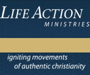 Life Action Ministries logo