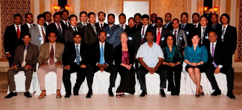 RReach GPA India delegates