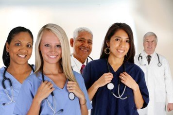 medical staff - doctors - nurses